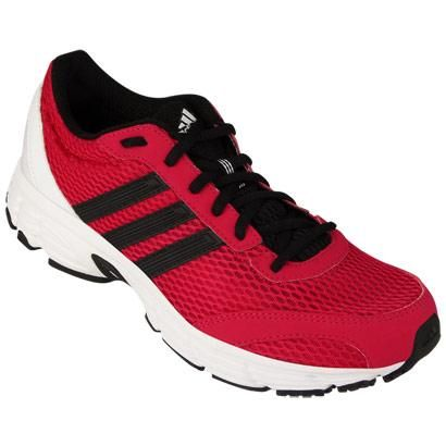 Tênis Adidas Vanquish 6 W – Pink e Preto - http://batecabeca.com.br/tenis-adidas-vanquish-6-w-pink-e-preto-netshoes.html