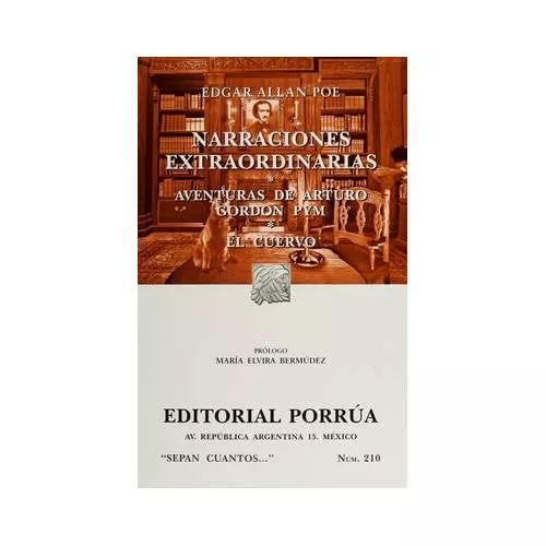 Narraciones Extraordinarias - $ 100.00