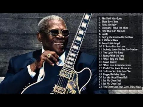 B B King Greatest Hits | B B King Best Songs || B B King Collection