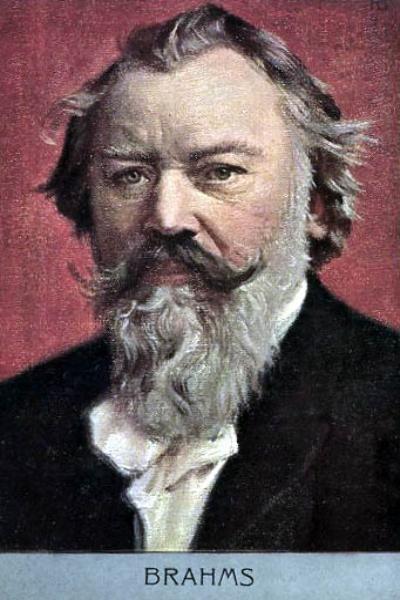 Johannes Brahms symphony no. 4
