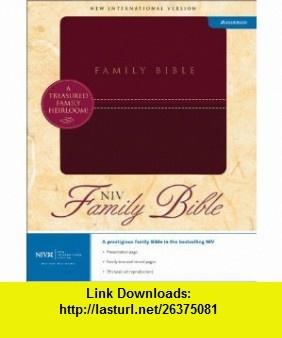 Family Bible (9780310605836) Zondervan , ISBN-10: 0310605830  , ISBN-13: 978-0310605836 ,  , tutorials , pdf , ebook , torrent , downloads , rapidshare , filesonic , hotfile , megaupload , fileserve