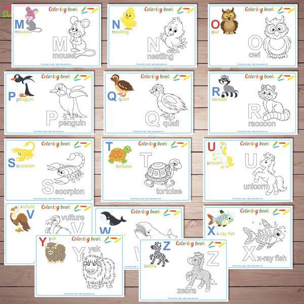 Картинки для описания на английском для 3 класса