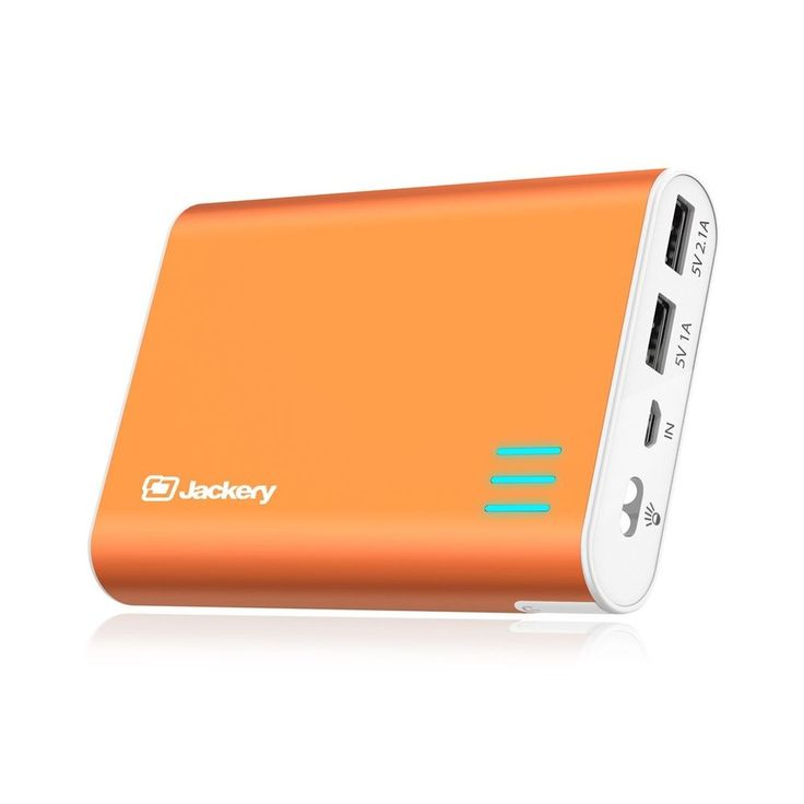 External Battery Charger Bank Jackery Giant Dual USB Portable Battery Charger  #Jackery