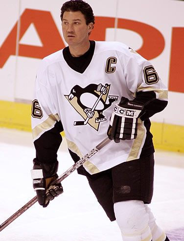 Mario Lemieux Pittsburgh Penguins 1723 pts