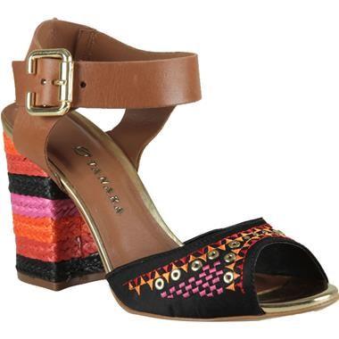 Sandália Tanara #Summer #Spring #Love #Shoes #Sandalias #Trend #Fashion