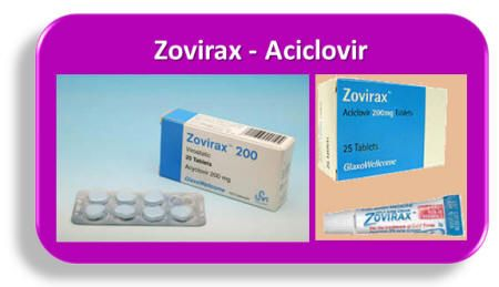 Get #Zovirax pills online to get relief from #herpes. Zovirax is a brand of Acyclovir which is best #antiviral medicine used to cure herpes virus infection as well as #coldsores, #shingles, #chickenpox and #genitalherpes.   Zovirax is available in tablet as well as in cream form to reduce growth and development of virus infection and fight against virus.