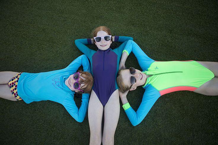 Kids fashion, kids swimwear, kids activewear, loungewear, kids style, healthy kids, active kids, healthy living, kids nutrition, sun safe clothing, sun safety