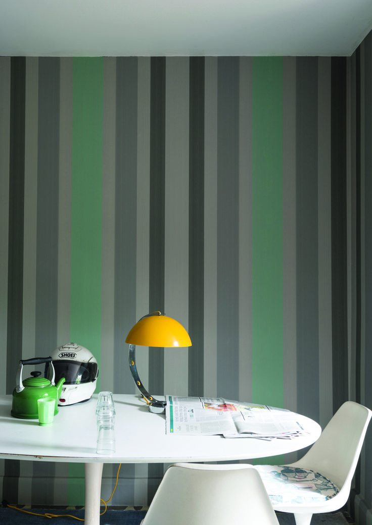 chromatic stripe st 4202 by farrow ball chez ramacieri soligo papier peint farrow ball. Black Bedroom Furniture Sets. Home Design Ideas