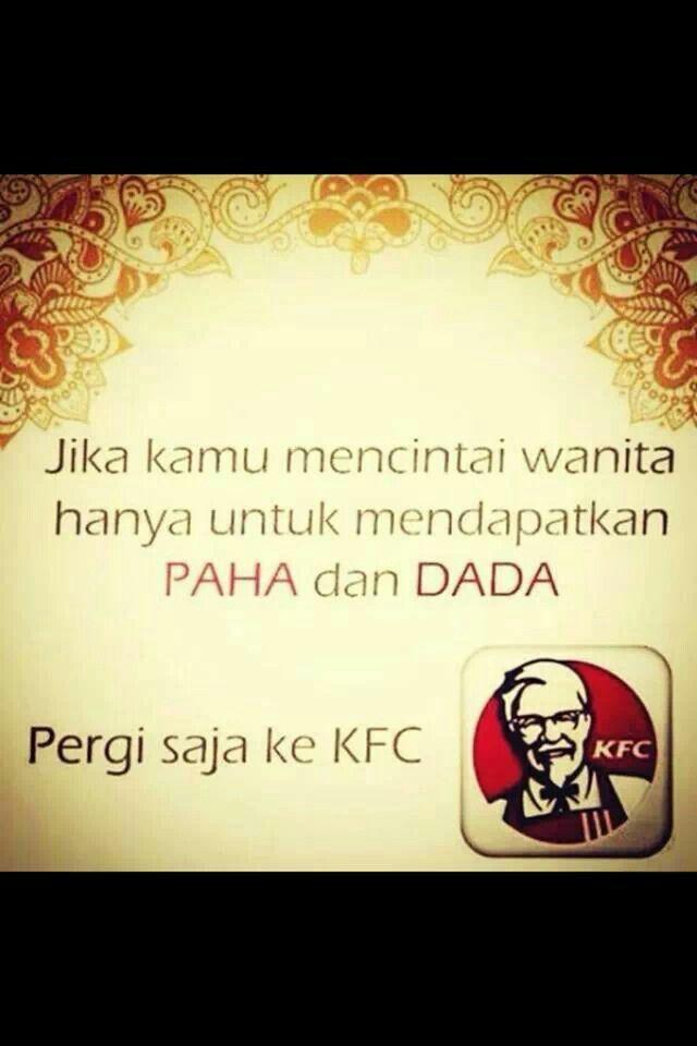 KFC love