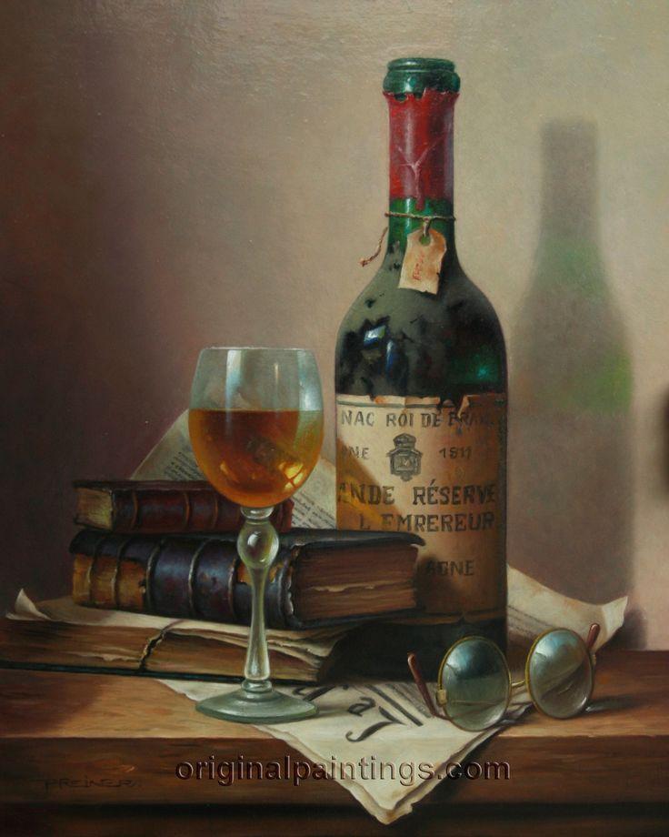 Wine & books - Zoltan Preiner