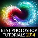 50 Best Photoshop Tutorials 2014