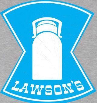 Ohio based Lawson's store logo