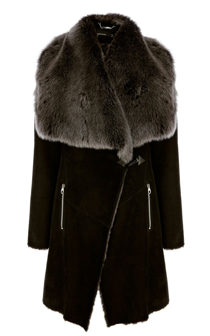 54 best sheepskin coats images on Pinterest