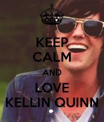 keep calm and love kellin