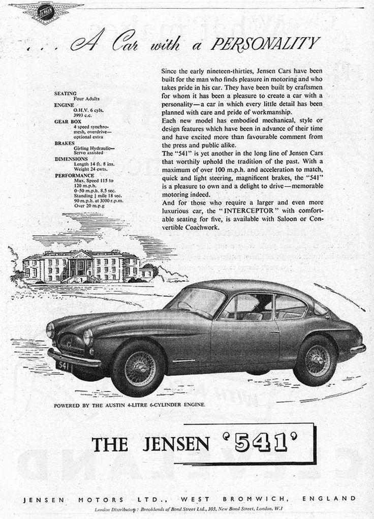 1955 Jensen