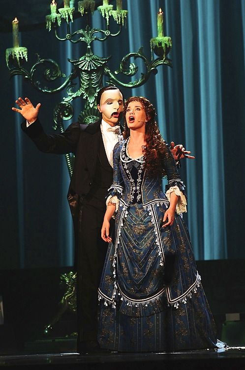 Phantom of the Opera Forever! Ramin & Sierra!!!