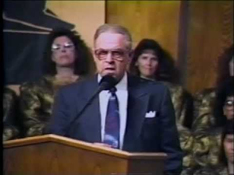 Jack Hyles - Four Calls To Soul Winning