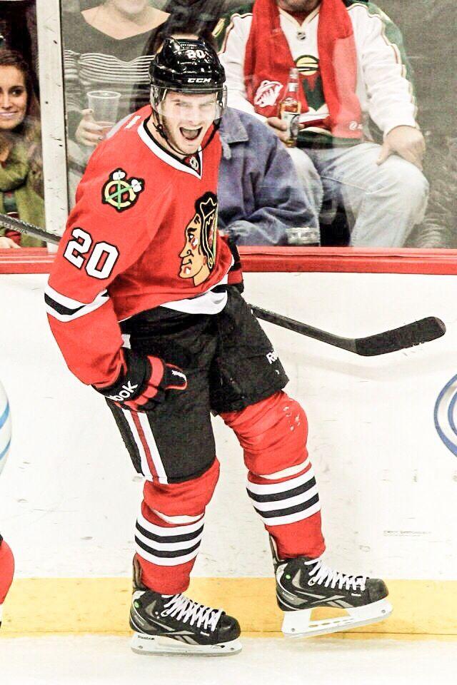 Brandon Saad • Chicago Blackhawks
