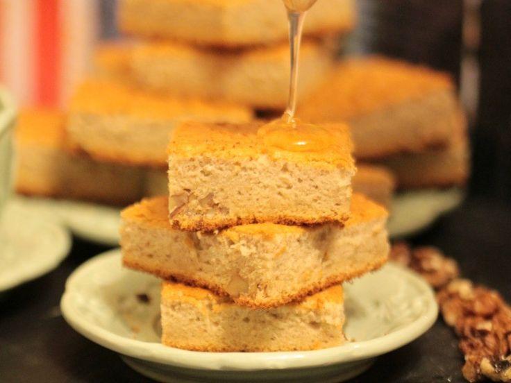 Prajitura cu miere si nuci - Carrefour-Pentru o viata mai buna