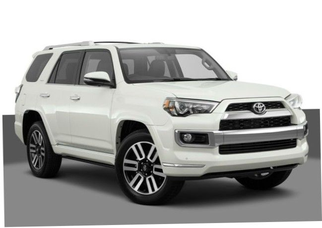 2016 Toyota 4Runner Limited Blizzard Pearl