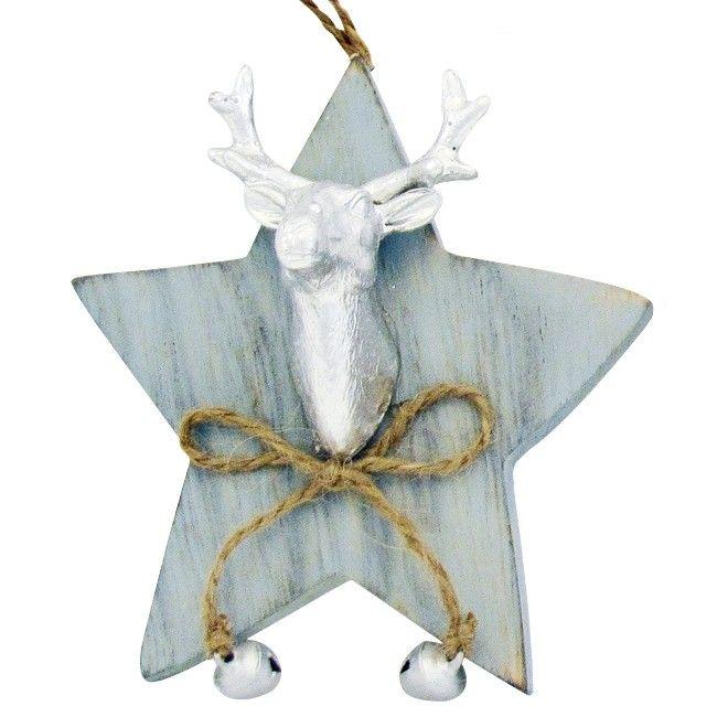 """Weihnachtsbaumanhänger """"Star"""" - MonDecor"""