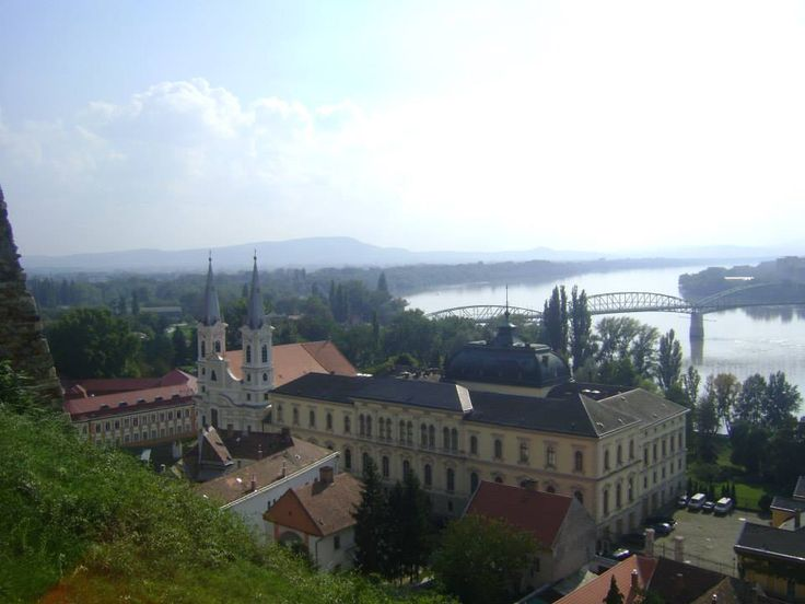 Wiew from Estergon