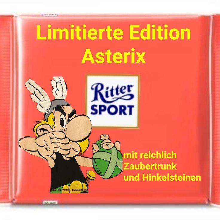 Ritter Sport Witzig