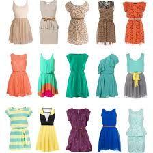 Resultado de imagen para vestidos de moda