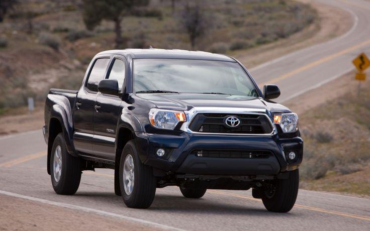 2015 Toyota Tacoma Frontlift