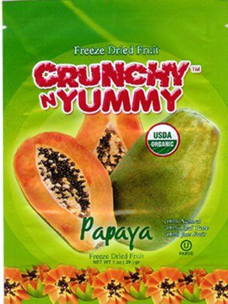 organic freeze dried fruit  food canned dry packag...