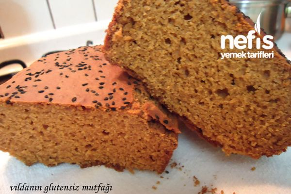 Glutensiz ve Mayasız Ekmek 1