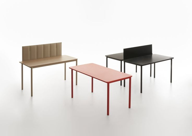 #Easy #smart tables by Manerba #officedesign #workingspace