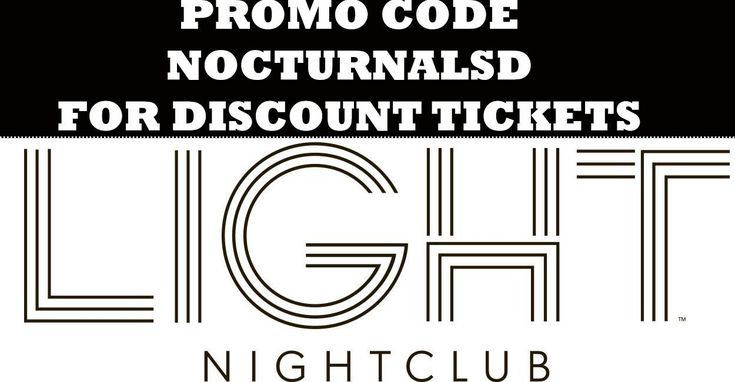Light Nightclub Las Vegas Mandalay promo code discount tickets    There are many things to do in Las Vegas but one of the best is to visit the world famous mandalay bay. Inside of the Mandalay bay is one of the top clubs in las vegas known as The Light NightClub. If you are headed to The Light Night Club don't forget to use our Light NightClub Las Vegas Mandalay Bay PROMO CODE 2017 night life event discount promotional coupon. This promo code will you get inside the best shows in las vegas…