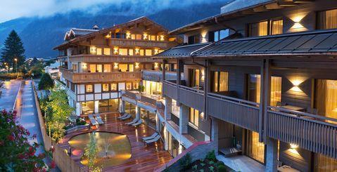 Romantisches Hotel in Tirol im Zillertal & Private Spa Tirol - ElisabethHotel