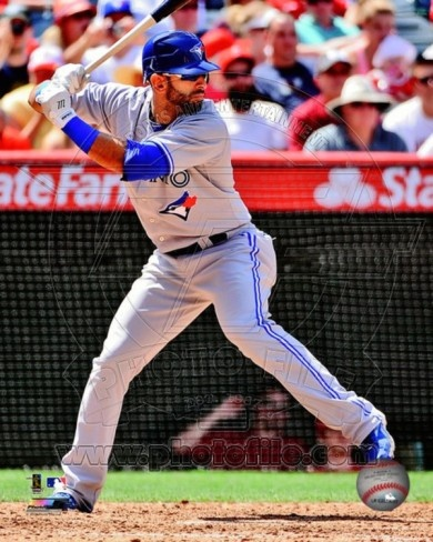 Jose Bautista took AL Home Run lead with his 24th in 9-6 win over Red Sox at Fenway 25 June 2012