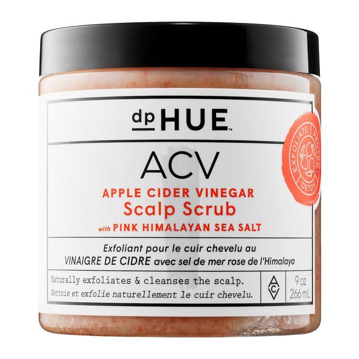 Apple cider vinegar scalp scrub in 2020 with images