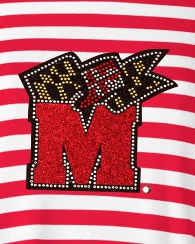 Maryland Terrapins | Team Fashion Apparel | meesh & mia