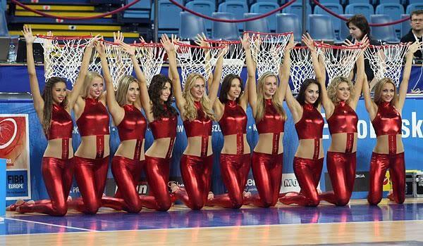 Баскетбольные кроссовки команды азовмаш