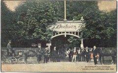 Balázs vendéglő 1921-ben