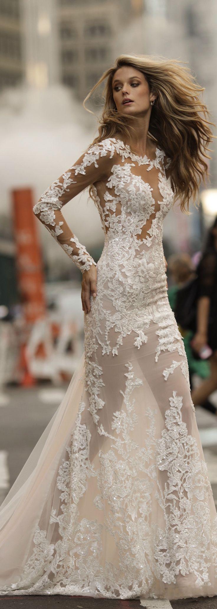 64 best BERTA 2017 images on Pinterest | Wedding dressses, Bridal ...