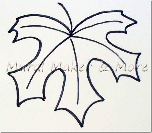 Best tree leaf patterns images on pinterest appliques