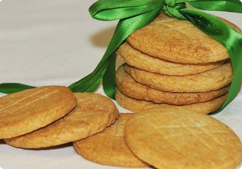 Recette Sablés sans gluten, une recette toute simple par Sunny Délices