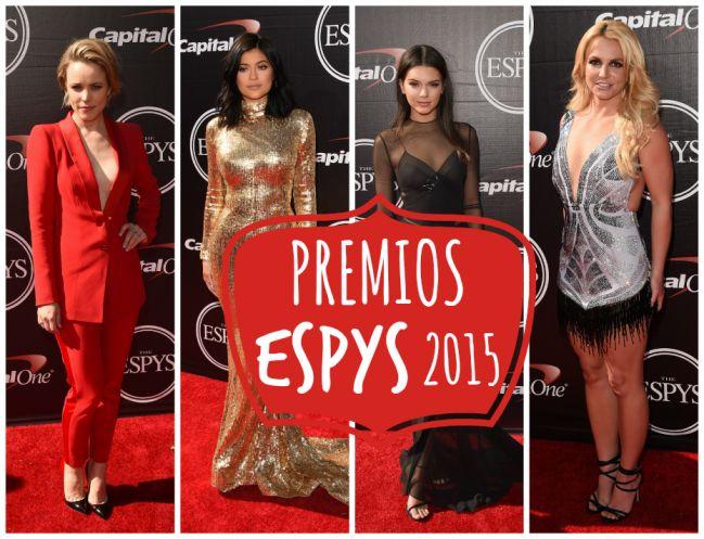 Alfombra roja de los premios Espys 2015: Los mejores vestidos - http://vestidosglam.com/alfombra-roja-de-los-premios-espys-2015-los-mejores-vestidos/