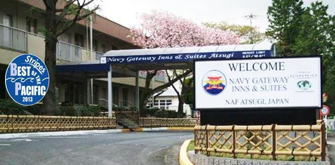 Navy Gateway Inns And Suites Panama City Beach Fl
