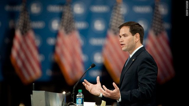"""Republican Senator Rubio stumbles on basic science, tries to answer w/ creationism. When asked """"How old do you think the Earth is,"""" Rubio answered with """"I can tell you what recorded history says, I can tell you what the Bible says,"""" and """"I'm not sure we'll ever be able to answer that. It's one of the great mysteries.""""   Basic science shows the age of the earth is 4.5 billion years."""