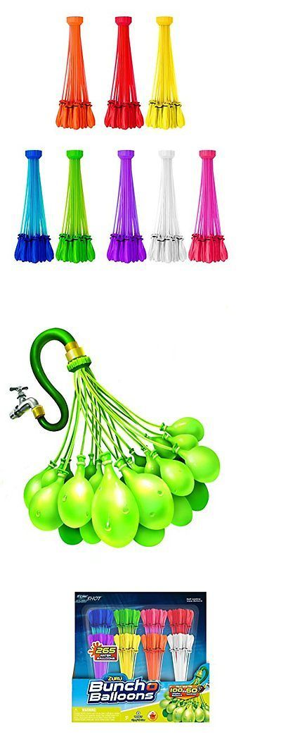 Balls and Balloons 145987: Water Balloons Zuru Buncho Balloons Rapid Refill 8 Pack Colorful New Freeshippig -> BUY IT NOW ONLY: $32.91 on eBay!
