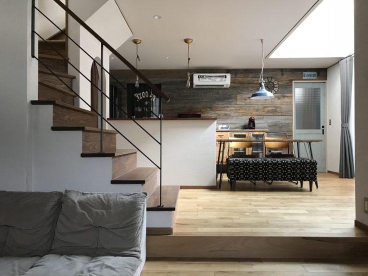 キッチンと横並びのダイニングテーブルの配置は失敗 実際に住んで思うメリットデメリット Myhome Living 家づくりと豊かな暮らし ダイニング 狭い家のキッチン 自宅で