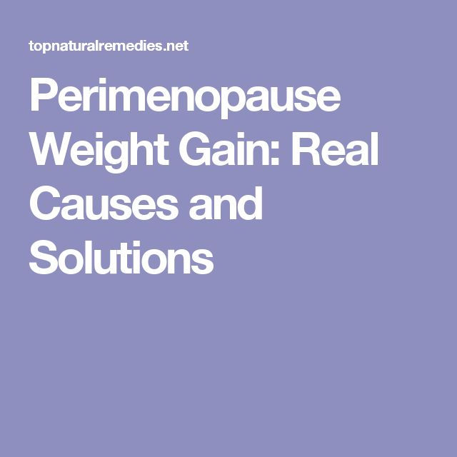 Perimenopause Weight Gain: Real Causes and Solutions