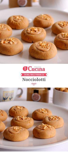 #Nocciolotti della nostra utente Giovanna. Unisciti alla nostra Community ed invia le tue ricette!