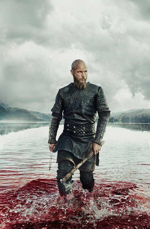 ENTER OUR CONTEST NOW! CDL Giveaway: 'Vikings' Season 3 Premiere Epic Prize Pack ($475 Value) - Plus Participate In Vikings Hashtag Raids 2/16/15!